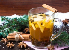 Cinnamon sticks tea for cholesterol
