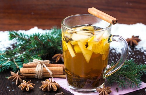 Cinnamon Tea to Help Reduce Glucose and Cholesterol