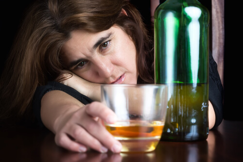 Alcohol is a depressive