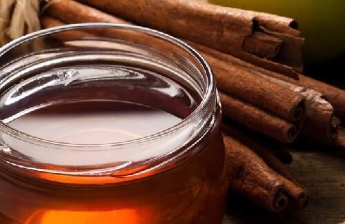 Agave and cinnamon