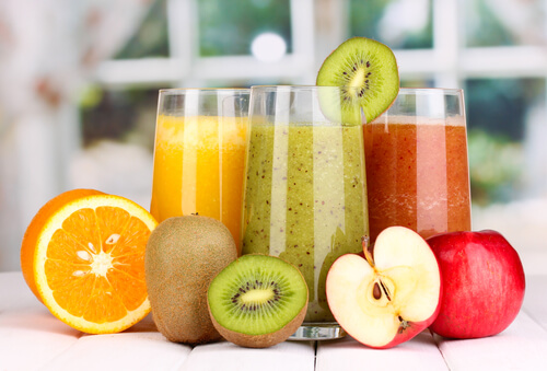 Your One Week Detox - Fruit and Soup