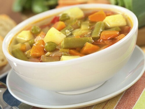 Amazing Vegetable Soup Recipes