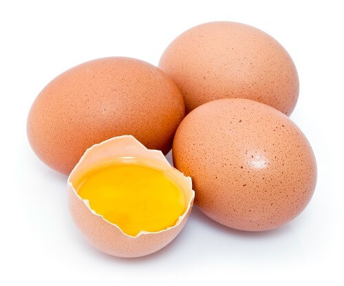 The benefit of eggs
