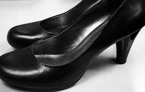 Sensible heels?