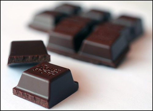 beat high blood pressure with dark chocolate