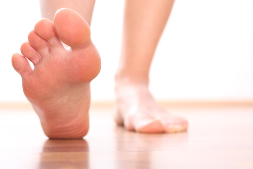 Let Your Feet Tell You How Healthy You Are