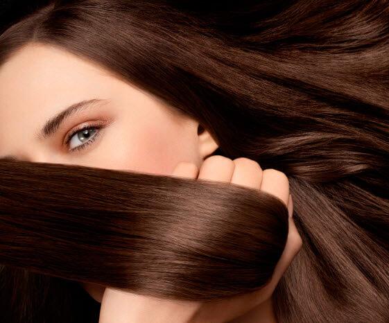 hair silky