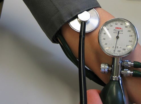 Low Blood Pressure for healthy arteries