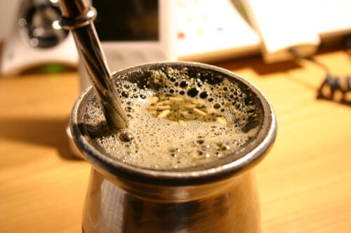 Mate infusion