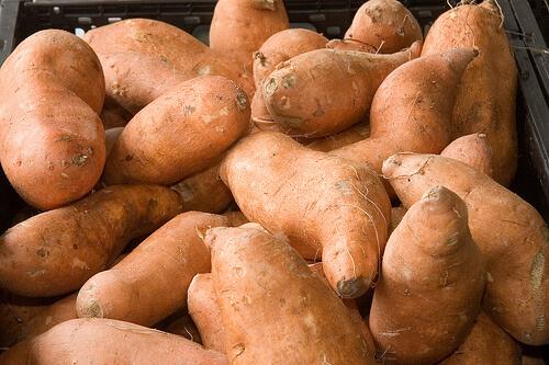 eye bags potatoes