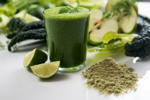 vegetable-smoothie