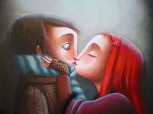 Fact: Kissing Can Be Good for You!