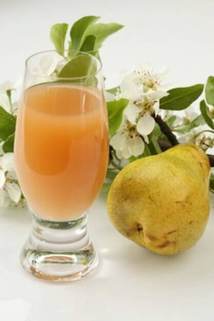 Pear-as juice