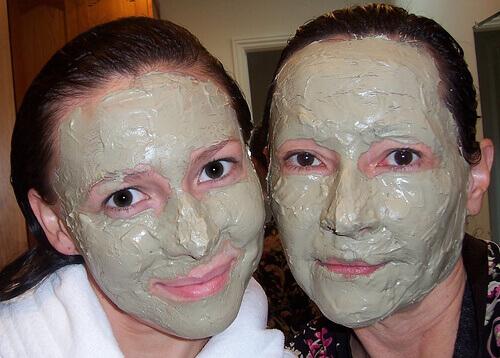 green-mask