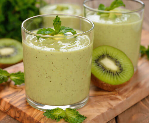 The Fat-Burning Benefits of Green Drinks