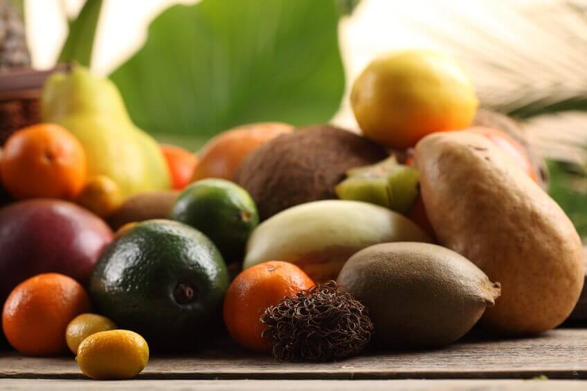 mixed Fruits-and-vegetables