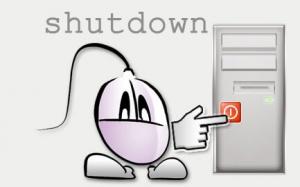 Computer shutdownn