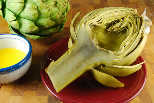 Artichoke Water for Natural Weight Loss