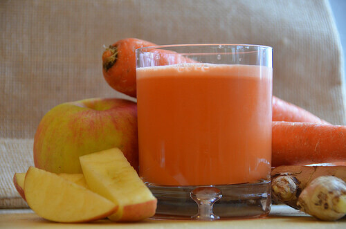 carrot-drink