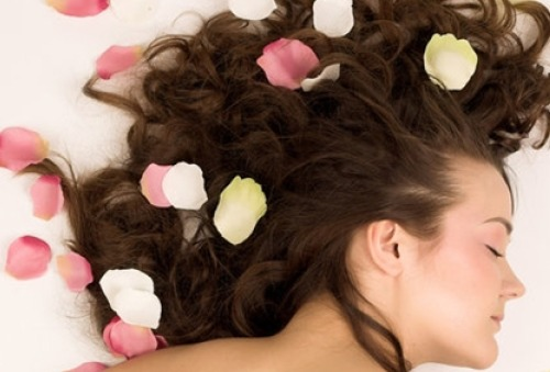 Fragrance Your Hair Naturally!