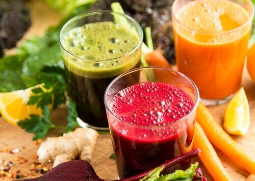 Lose Weight Healthily With Fruit Drinks