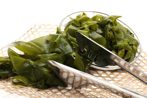 Algae and seaweed