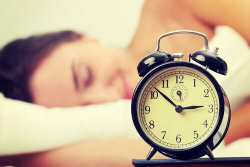 Alarm clock wakeup