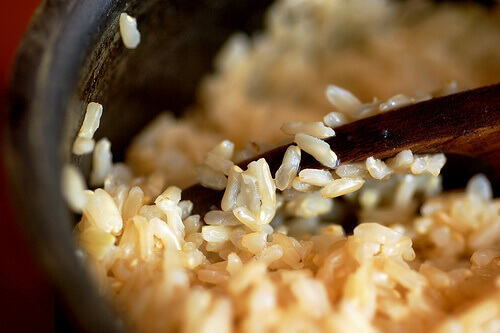 Wholegrain rice