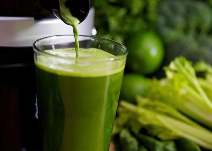 Drink celery