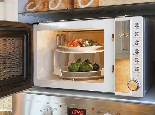 The Negative Effects of Microwave Use