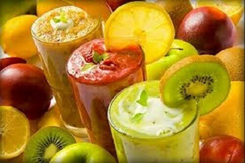 Lose Weight by Drinking Smoothies Once a Week