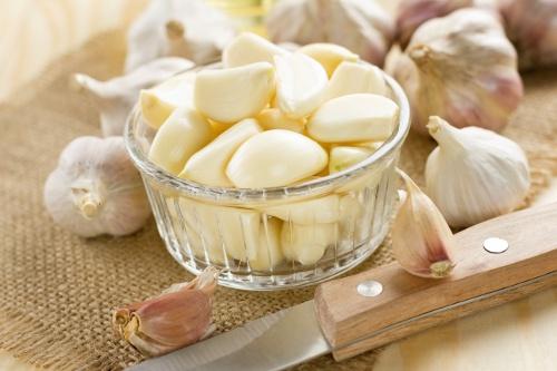 How Garlic Heals