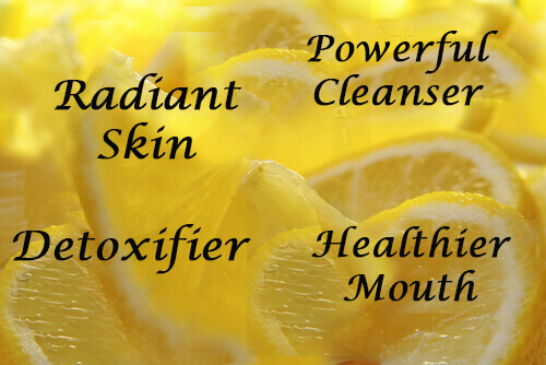 Healthy lemon