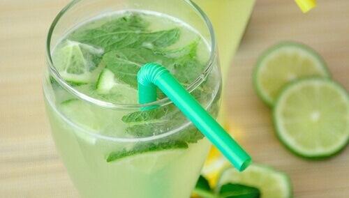 Drink Lemon Water and Feel Great