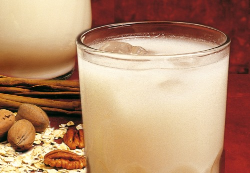 Milk from oats