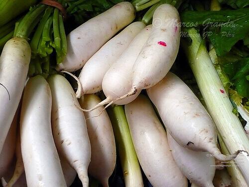 Delicious turnips