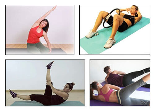 5 Pilates Exercises to Reduce Waist and Hips